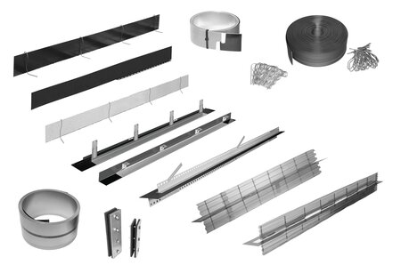 Joint sheet metal